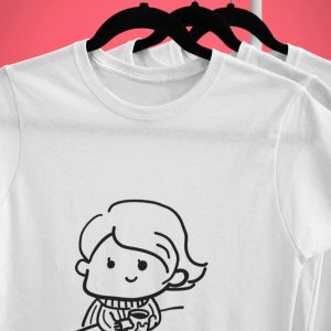 uru tshirt cute minimal collection 4