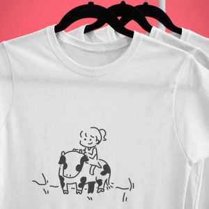 uru tshirt cute minimal collection 6