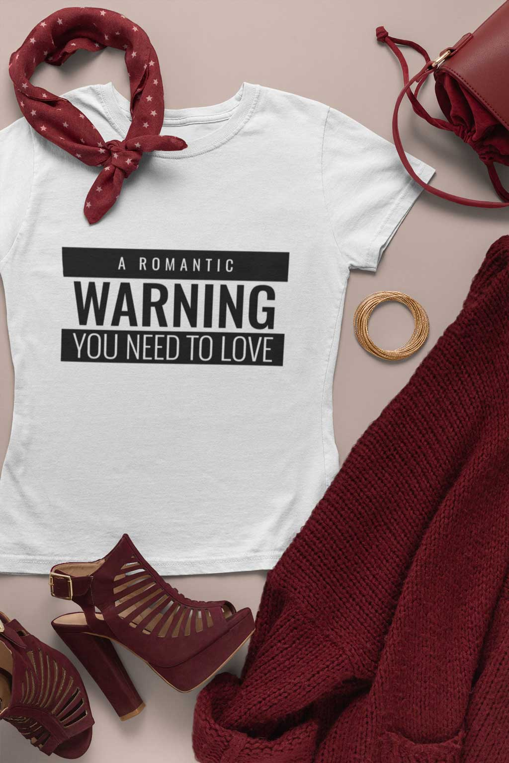 a romantic warning guru t shirt warning collection 5 2019