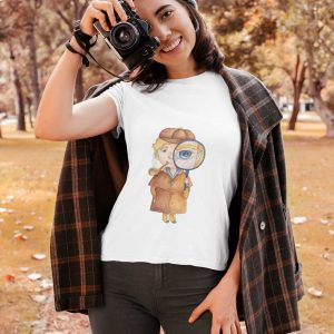 the detective guru t shirt tale collection 1