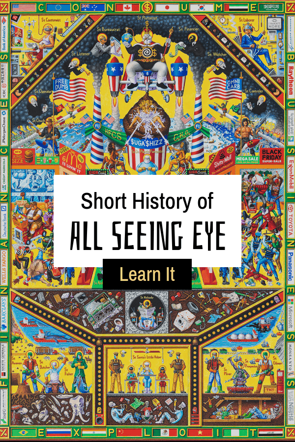 Short History of All seeing Eye